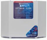 Стабилизатор ЭНЕРГОТЕХ OPTIMUM+ 15000(HV) ( 15кВА / 15 кВт ) - фотография