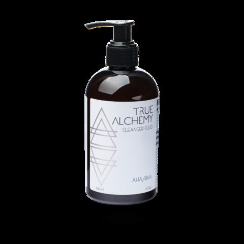 True Alchemy Cleanser Fluid AHA/BHA , флюид для умывания, 300мл
