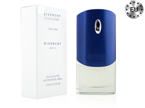 GIVENCHY POUR HOMME BLUE LABEL, Edt, 100 ml (Lux Europe)