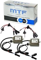 Комплект би-ксенона MTF Light 50W H4 (5000K)