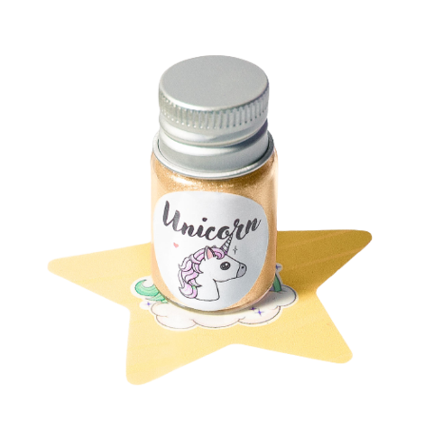 The Unicorn - Шиммер для напитков