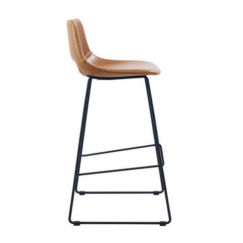 Барный стул Ziggy коричневый