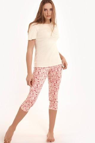 Пижама женская с бриджами LISCA LIMITLESS 63429