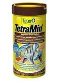 TetraMin Основной корм для всех видов тропических рыб (хлопья) 1 л. (762725)