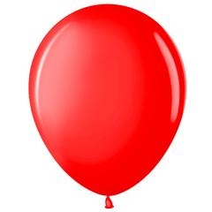 МЛ 5'' Красный (230), пастель, 100 шт.
