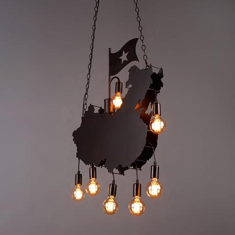 Подвесной светильник 1070 by Art Retro