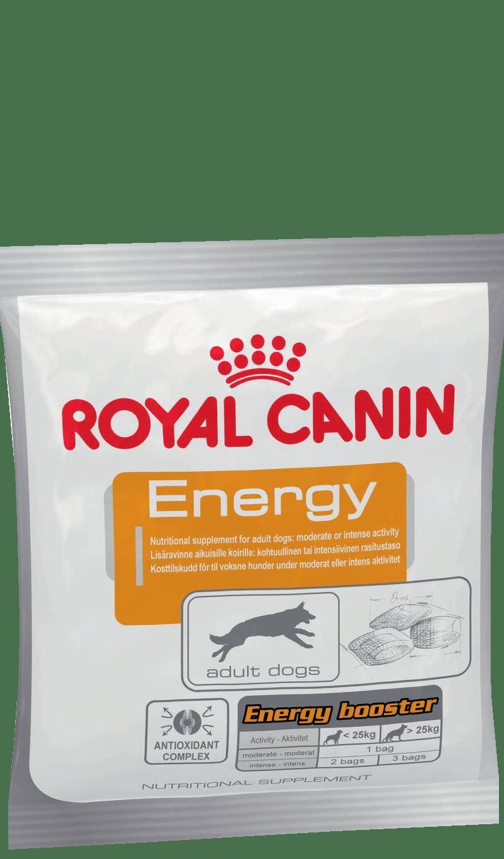 Royal Canin Неполнорационный продукт, Royal Canin Energy, для дополнительного снабжения энергией собак с повышенной физической активностью 666001.png