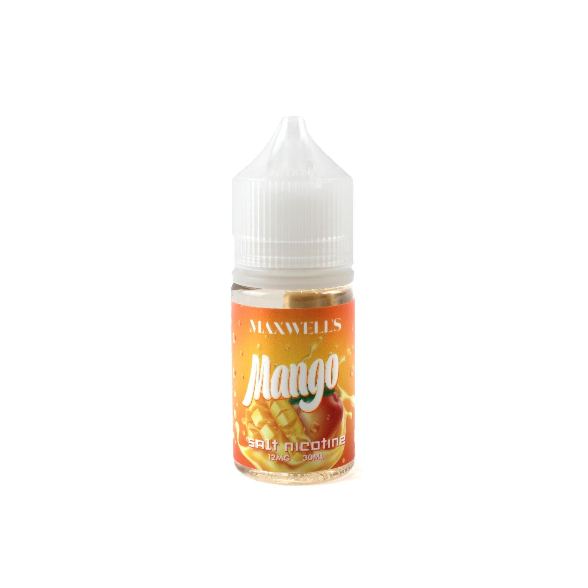 Жидкость Maxwells Salt MANGO