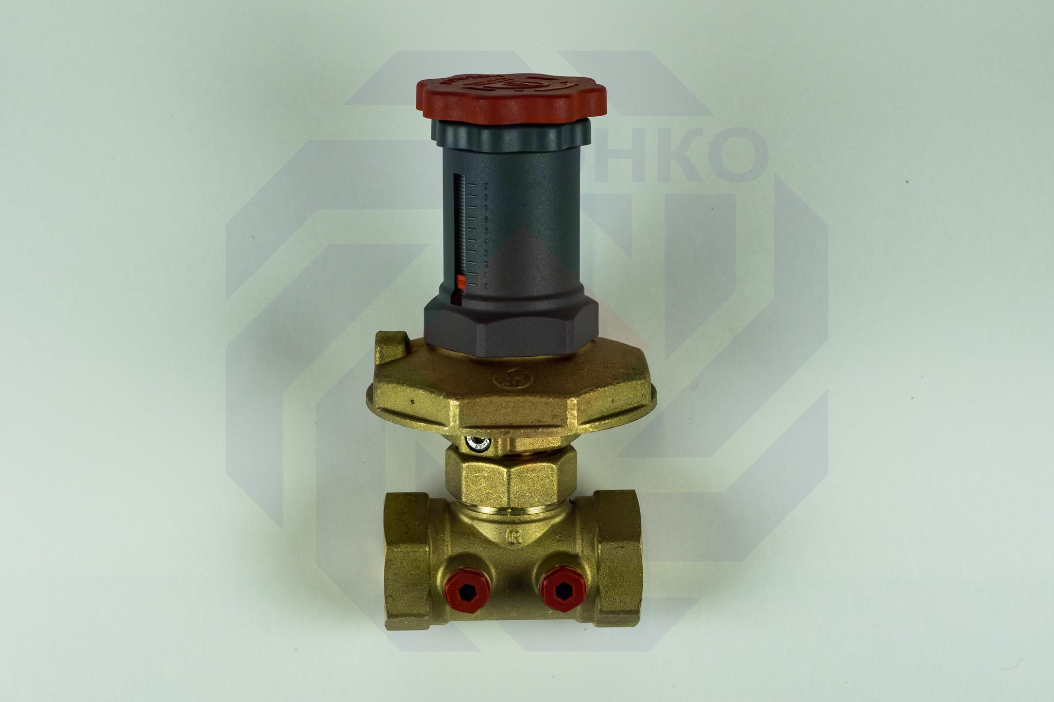 Регулятор перепада давления GIACOMINI R206C DN 32
