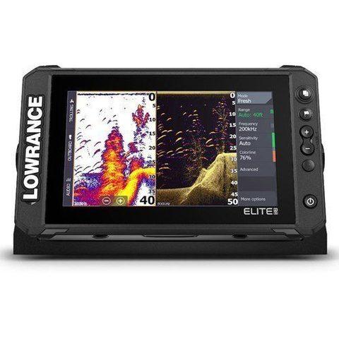 Эхолот Lowrance ELITE FS 9 с датчиком Active Imaging 3-в-1 (ROW) НОВИНКА!