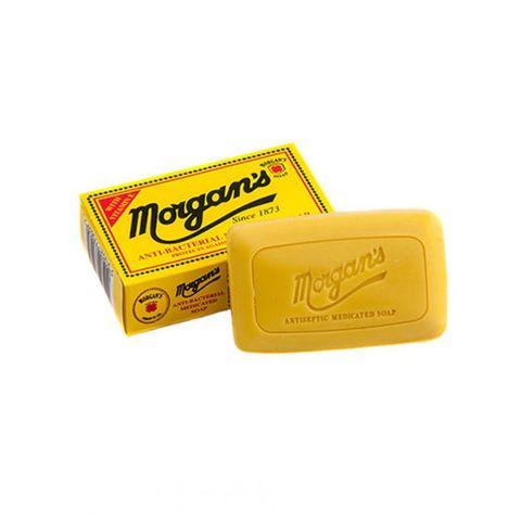Антибактериальное лечебное мыло Morgan`s 80 г