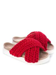Шлепанцы INUIKII 70104-5 red