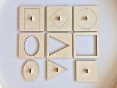 Комплект трафаретов Геометрия 2