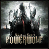 Powerwolf / Blood Of The Saints (RU)(CD)
