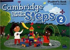 Cambridge Little Steps 2 Student's Book