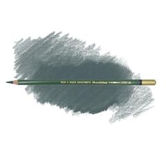 Карандаш художественный акварельный MONDELUZ, цвет 26 зеленый темный