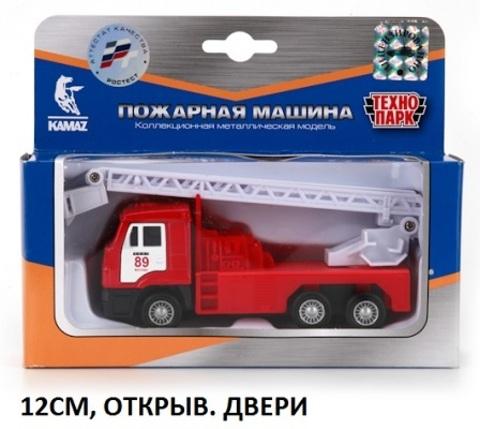 Машина Камаз SB-16-22WB пожарная (СБ) технопарк