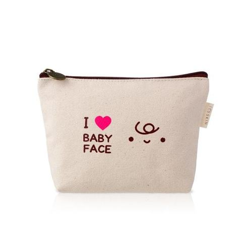 It's skin Эко-косметичка Babyface Eco-Pouch