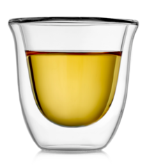 Чашка с двойными стенками 60 мл.