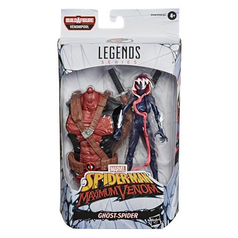 Marvel Legends Series: Venomized Ghost-Spider || Гвен-Веном