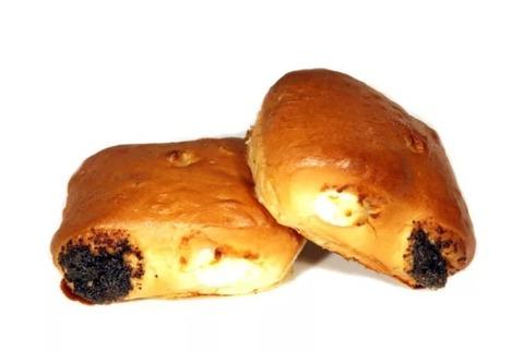 Мини пирожки с творожно-маковой начинкой Раконфи