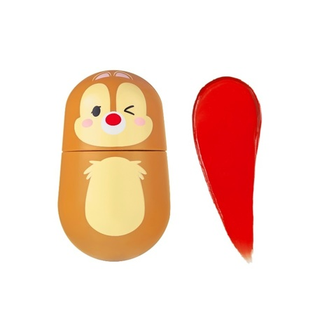 Dodaq üçün gel \ Гель для губ ETUDE HOUSE Jelly Mousse Tint 3,3g Orange Red