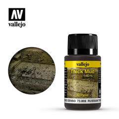 Weathering Effects 40ml. Russian Thick Mud