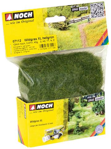 Дикая трава, светло-зелёная (12 мм)