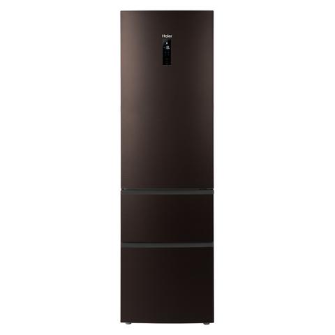 Холодильник HAIER A2F737CDBG (2 m, темно-коричневый, 3х-секц)