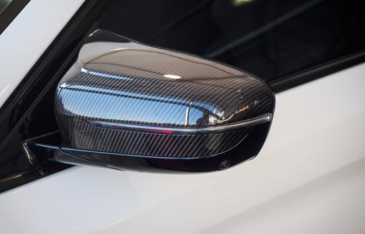 Карбоновые крышки зеркал для BMW 5 G30