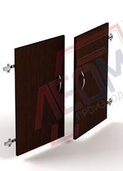 Д-6 Двери к стеллажам (шириной 850 мм,на 2 секции)