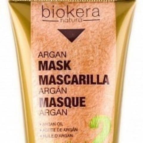 Маска с аргановым маслом Biokera Salerm