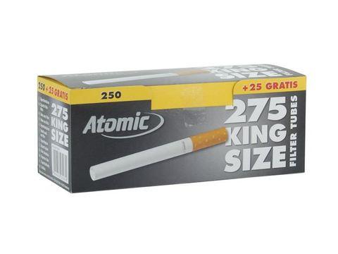 Гильзы для сигарет ATOMIC 275 шт