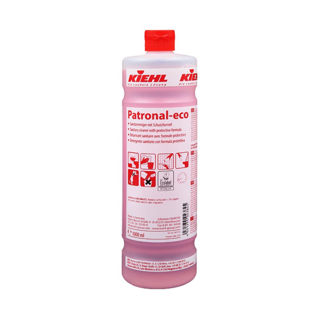 Patronal-Eco средство с защитным эффектом для чистки санитарных помещений 1л