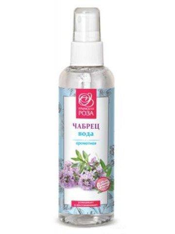 Душистая вода «Чабрец»™Крымская Роза