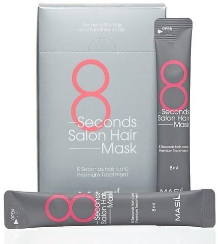 8 SECONDS SALON HAIR MASK stick pouch (20шт*8мл)