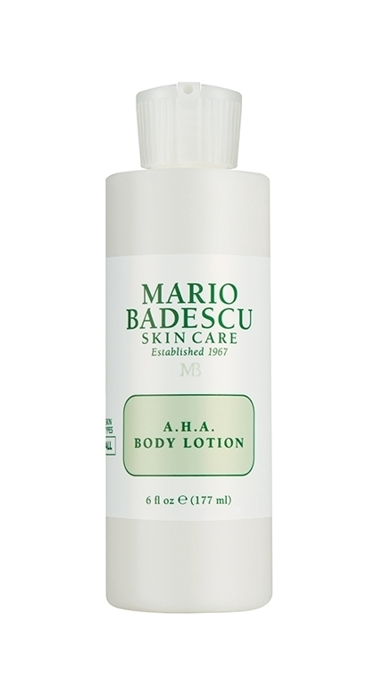 Лосьон для тела с кислотами Mario Badescu AHA Body Lotion 177 мл