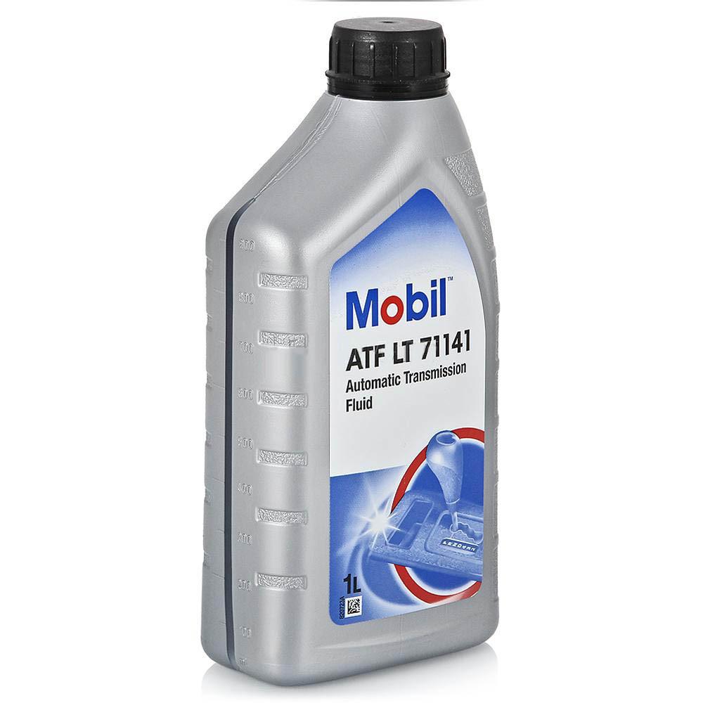 Купить на сайте Ht-oil.ru официальный дилер MOBIL ATF LT 71141 полусинтетическое трансмиссионное масло для АКПП артикул 152648, 151009 (1 Литр)