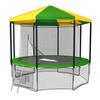 Батут Unix 12 ft inside (Green) с крышей