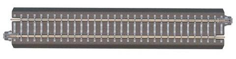 BA 1: Контактный рельс, на насыпи - 166мм.