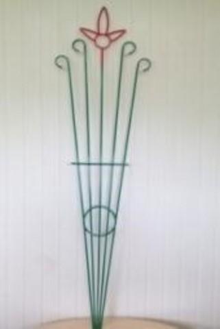 Шпалера Веер-Цветок
