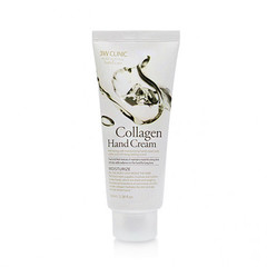 Крем для рук КОЛЛАГЕН 3W CLINIC Collagen Hand Cream, 100 мл