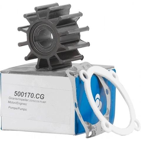 Крыльчатка помпы охлаждения двигателя Johnson/Volvo-Penta 500170CG