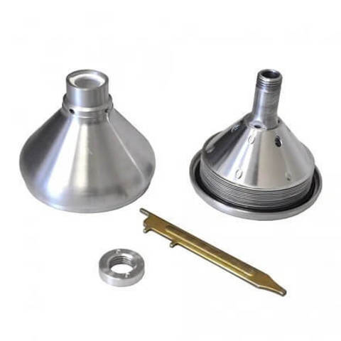 Барабан сепаратора Мотор Сич, пищевой сплав алюминия, фото