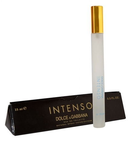 Dolce & Gabbana Pour Homme Intenso, 15 ml