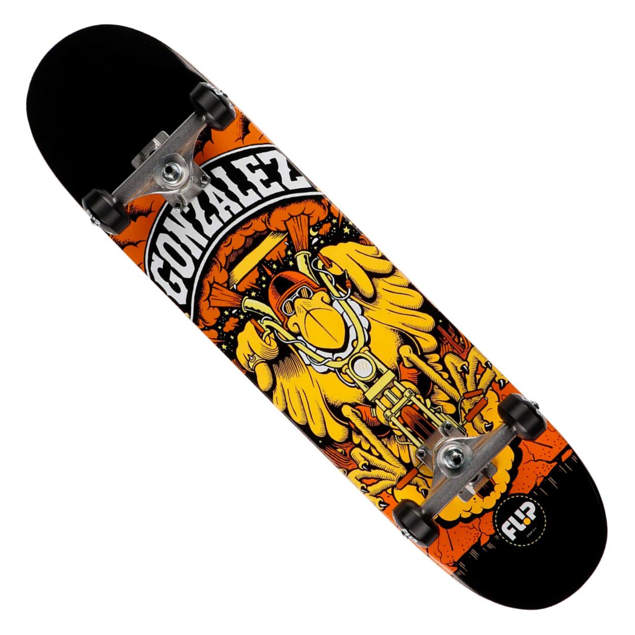 Скейтборд FLIP Gonzalez Comix