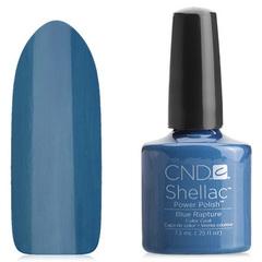 Гель лак CND Shellac Blue Rapture, 7.3 мл