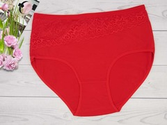 9045-4 трусы женские, красные