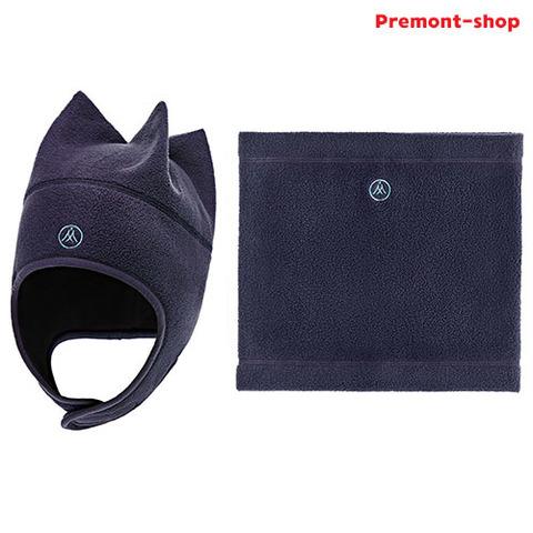Premont Шапка и шарф-снуд WP83901 Grey