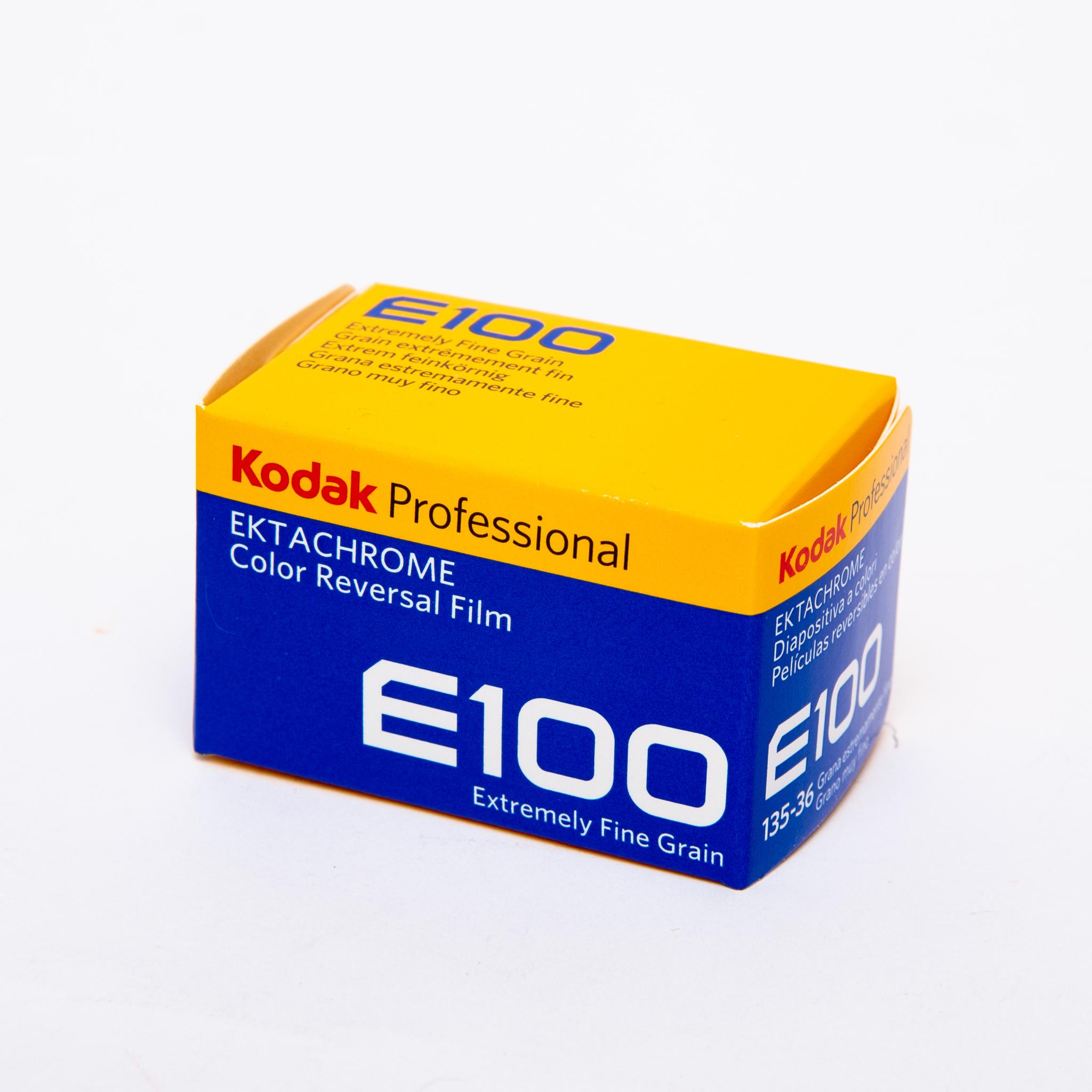 Фотопленка Kodak Ektachrome E100 135-36